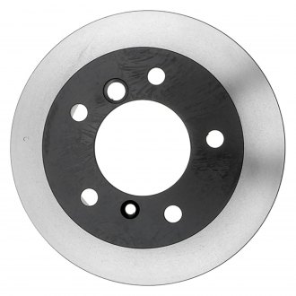 ACDelco® - Advantage™ Solid 1-Piece Rear Brake Rotor
