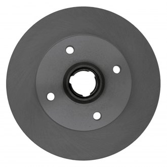 ACDelco® - Advantage™ Solid 1-Piece Rear Brake Rotor and Hub Assembly