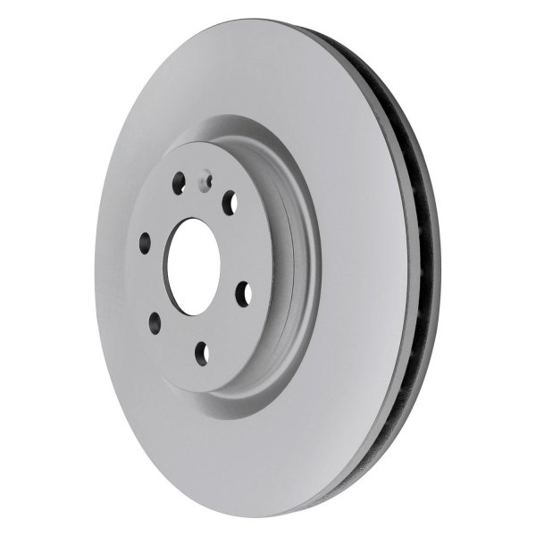 ACDelco 18A2726AC Advantage Coated Front Disc Brake Rotor