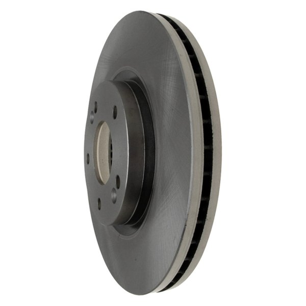 ACDelco® - Advantage™ 1-Piece Front Brake Rotor