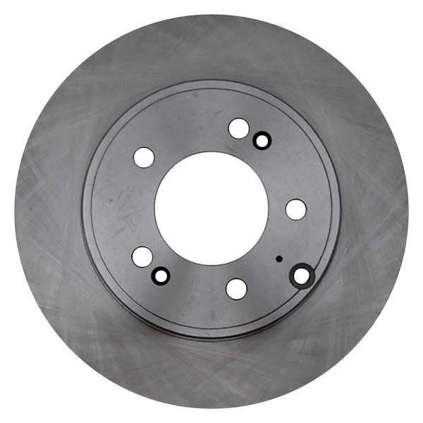 Acdelco 174 18a2820ac Advantage Solid Rear Brake Rotor