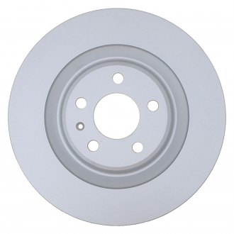 ACDelco® - Professional™ Vented 1-Piece Rear Brake Rotor