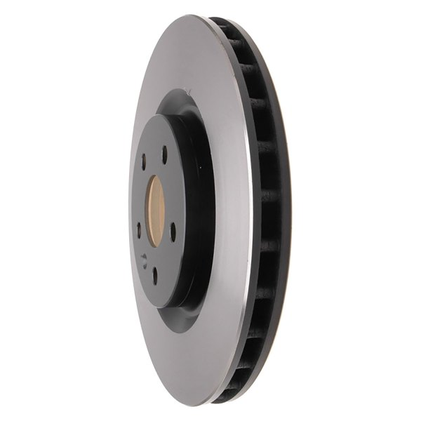 Left StopTech 127.33118L Sport Drilled and Slotted Rotor
