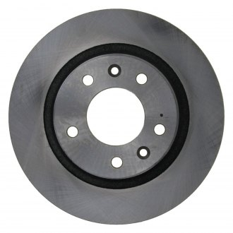 ACDelco® - Professional™ Solid Rear Brake Rotor