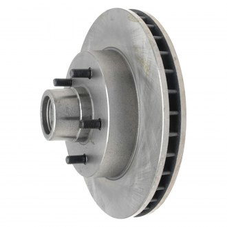 ACDelco® - Advantage™ Vented 1-Piece Front Brake Rotor and Hub Assembly