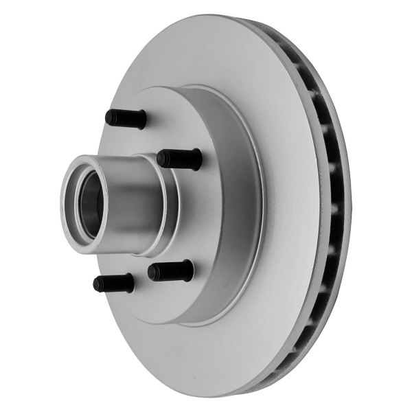 ACDelco® - Advantage™ 1-Piece Front Brake Rotor and Hub Assembly