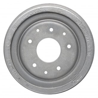 ACDelco® - Professional™ Brake Drum