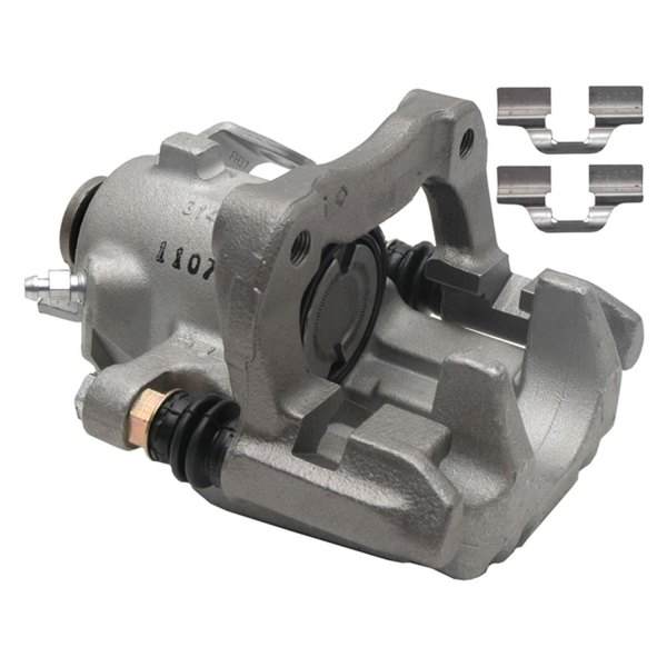 ACDelco® - Professional™ Semi-Loaded Remanufactured Rear Passenger Side Disc Brake Caliper