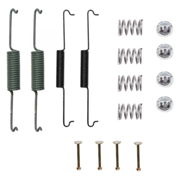 ACDelco® - Professional™ Front Drum Brake Hardware Kit