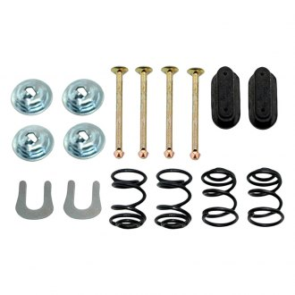ACDelco® - Professional™ Rear Brake Shoe Spring Hold Down Pin Clip Kit
