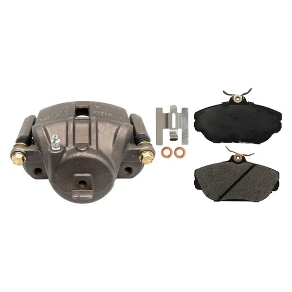 ACDelco® - Professional™ Loaded Remanufactured Front Driver Side Disc Brake Caliper