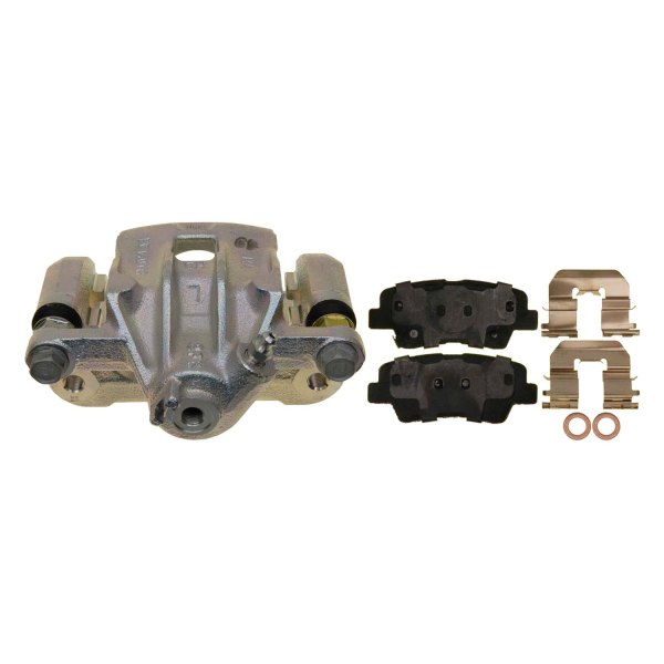 ACDelco® - Professional™ Remanufactured Rear Driver Side Disc Brake Caliper