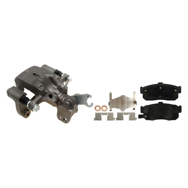 ACDelco® - Professional™ Loaded Remanufactured Rear Driver Side Disc Brake Caliper