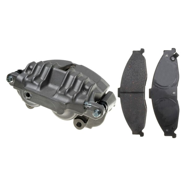 ACDelco® - Professional™ Remanufactured Front Driver Side Disc Brake Caliper