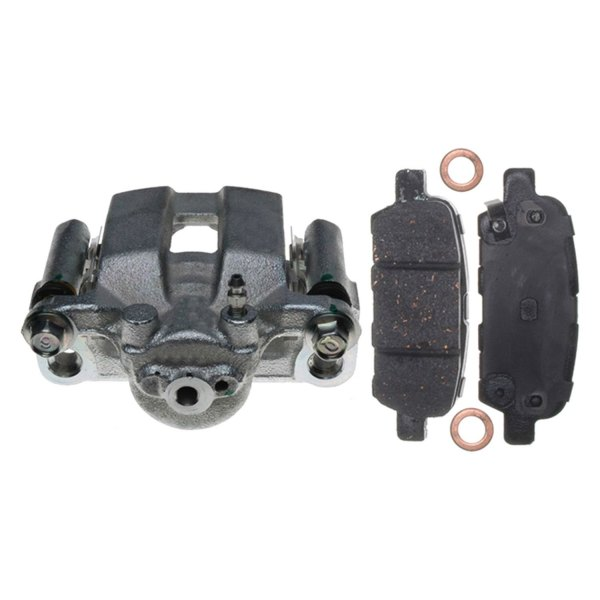 ACDelco® - Professional™ Loaded Remanufactured Rear Passenger Side Disc Brake Caliper