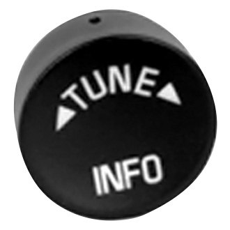 ACDelco® - GM Original Equipment™ Power Radio Pushbutton and Volume Control Knob