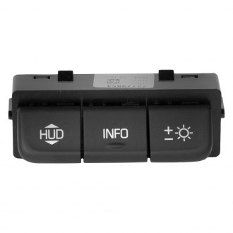 ACDelco® - GM Original Equipment™ Heads-Up Display Switch