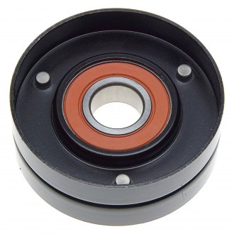 ACDelco® - Professional™ Smooth/Backside Steel Idler Pulley