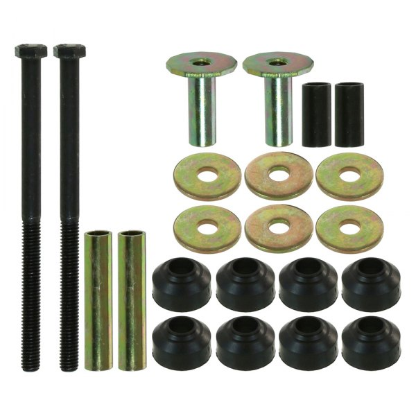 febi bilstein 38300 stabiliser link with screws and nut Pack of 1 front axle both sides