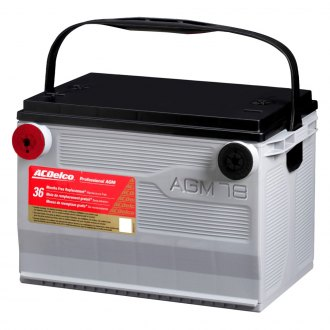 ACDelco® - Professional™ AGM Battery