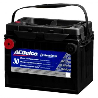 ACDelco® - Professional™ Silver Series Battery