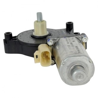 ACDelco® - GM Original Equipment™ Rear Passenger Side Power Window Motor