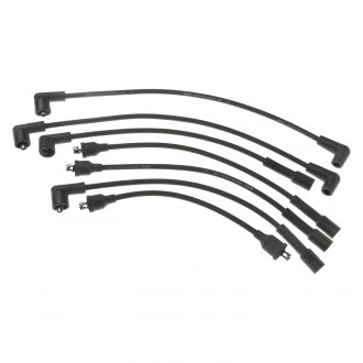 1982 jeep cj spark plug wires at carid comacdelco® professional™ spark plug wire set