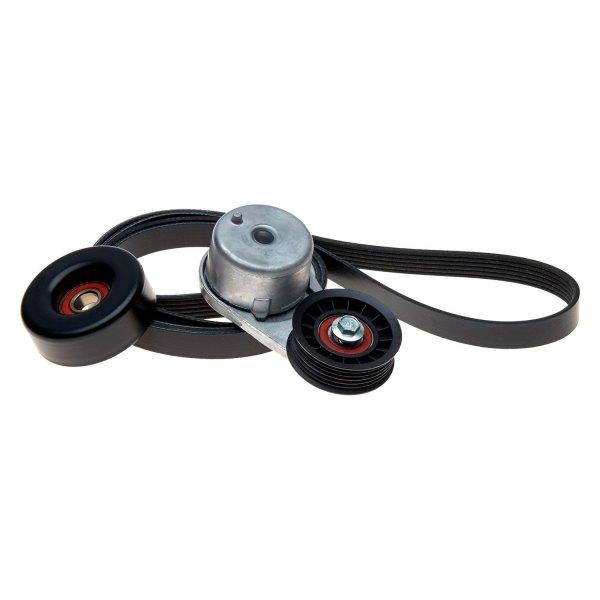 Serpentine Belt Drive Component Kit ACDelco Pro ACK060841K1