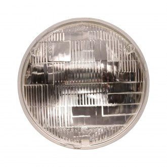 "ACDelco® - 5 3/4"" Round Chrome Factory Style Sealed Beam Headlight"