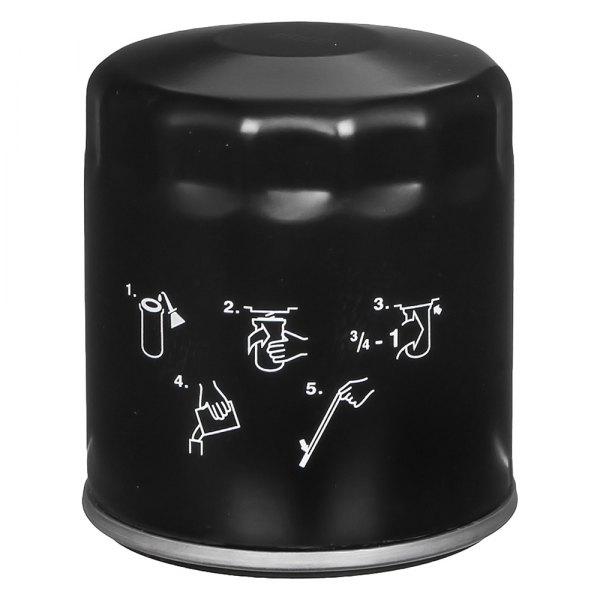 Acdelco ford explorer 2 3l 2017 professional oil filter for Motor oil for ford explorer