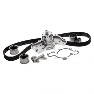 ACDelco® - Professional™ Timing Belt and Water Pump Kit with Tensioner and 2 Idler Pulleys