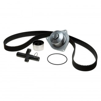 ACDelco® - Professional™ Timing Belt and Water Pump Kit with 2 Tensioners