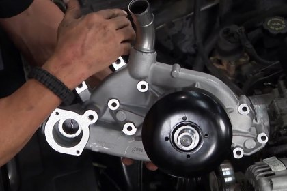 ACDelco® - GM Water Pump Installation