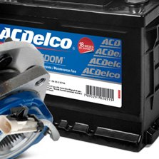 ACDelco® - Battery