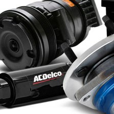 ACDelco® - Rear Shock