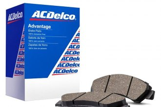ACDelco® - Advantage™ Front Brake Pads
