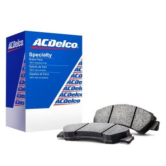 ACDelco® - Advantage™ Semi-Metallic Front Brake Pads