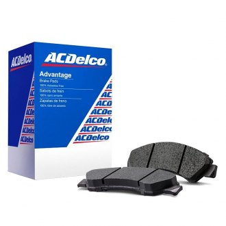 ACDelco® - Advantage™ Semi-Metallic Disc Brake Pads