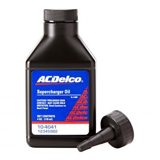 ACDelco® - Synthetic Supercharger Oil