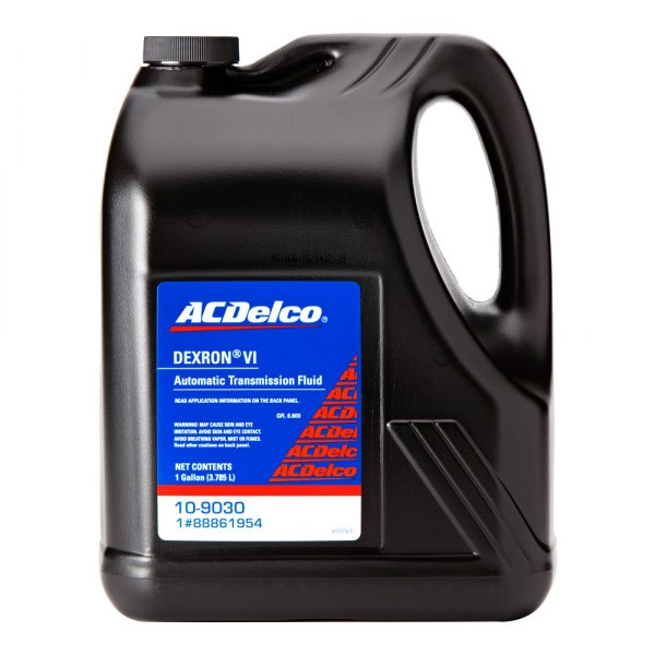 Acdelco 174 Acdelco Dexron Vi Automatic Transmission Fluid
