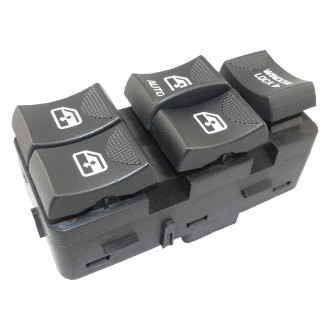 ACDelco 11P45 Professional Front Driver Side Power Window Switch