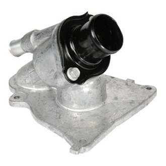 ACDelco® - GM Original Equipment™ Water Pump Cover with Thermostat Housing, Thermostat, Gaskets, and Bolts
