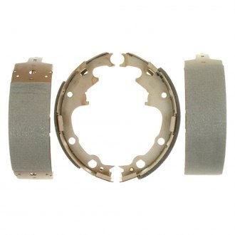ACDelco® - Advantage™ Bonded Rear Drum Brake Shoes