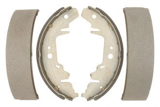 ACDelco® - Advantage™ Rear Bonded Drum Brake Shoe Set