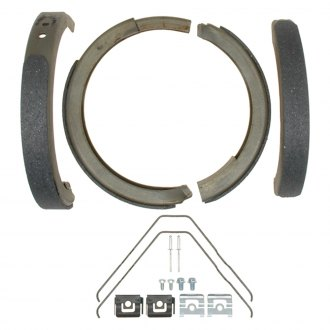 ACDelco® - Advantage™ Bonded Rear Parking Brake Shoe