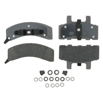 ACDelco® - Advantage™ Ceramic Front Brake Pads