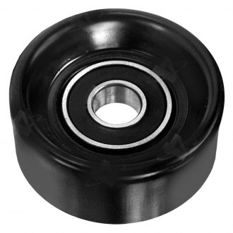 ACDelco® - Professional™ Steel A/C Drive Belt Tensioner Pulley