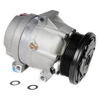 ACDelco® - Professional™ A/C Compressor with Clutch