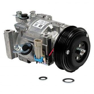 ACDelco® - GM Original Equipment™ A/C Compressor with Clutch Assembly