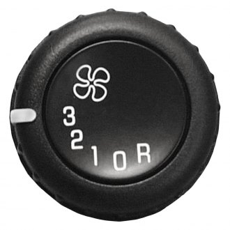ACDelco® - GM Original Equipment™ A/C Selector Switch